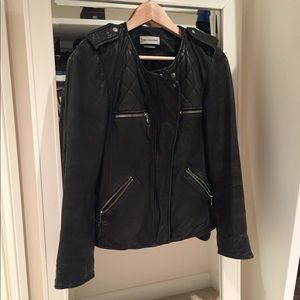 EUC ISABEL MARANT KADI LEATHER JACKET 💣